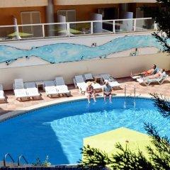 Отель Moremar Испания, Льорет-де-Мар - 4 отзыва об отеле, цены и фото номеров - забронировать отель Moremar онлайн бассейн