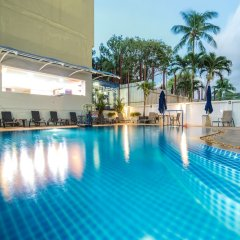 Отель Patong Pearl Resortel бассейн фото 6
