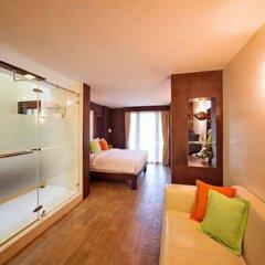 Отель Tup Kaek Sunset Beach Resort спа