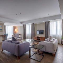 Отель Ramada Plaza Kahramanmaras Кахраманмарас комната для гостей фото 4