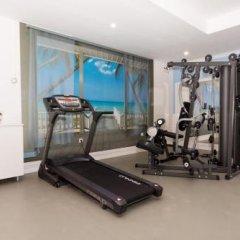 Отель Siena Palace фитнесс-зал фото 2