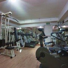 Grand Hotel Tiberio фитнесс-зал фото 4