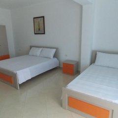 Отель Guest house Vila Bega Саранда комната для гостей