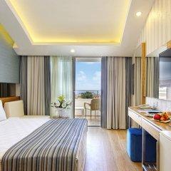 Отель Dosinia Luxury Resort - All Inclusive комната для гостей фото 2