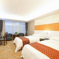 Отель Grand Holiday Hotel Китай, Шэньчжэнь - отзывы, цены и фото номеров - забронировать отель Grand Holiday Hotel онлайн комната для гостей фото 5