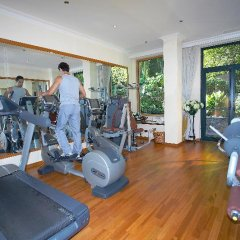 Villa Diodoro Hotel фитнесс-зал фото 3