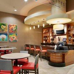 Отель SpringHill Suites Las Vegas Convention Center гостиничный бар