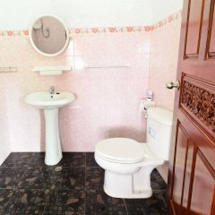 Отель Sananwan Beach B&B ванная фото 2