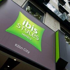 Отель ibis Styles Köln City Германия, Кёльн - 6 отзывов об отеле, цены и фото номеров - забронировать отель ibis Styles Köln City онлайн фитнесс-зал