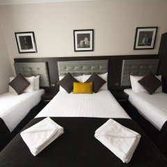 Отель St Georges Inn Victoria комната для гостей фото 5