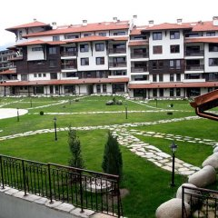 Апартаменты Bansko Royal Towers Apartments Банско балкон