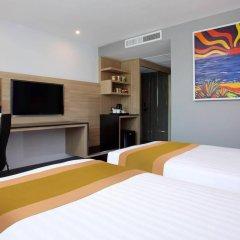 Отель Nova Express Pattaya Hotel Таиланд, Паттайя - отзывы, цены и фото номеров - забронировать отель Nova Express Pattaya Hotel онлайн комната для гостей фото 5