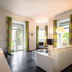Отель Villa Tivoli Меран комната для гостей фото 2