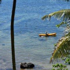 Отель Island Breeze Fiji Савусаву приотельная территория фото 2
