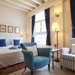 Hotel 't Sandt Antwerpen Антверпен комната для гостей фото 2