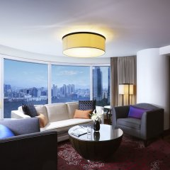 Отель InterContinental Seoul COEX комната для гостей фото 11