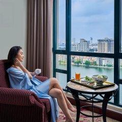 Sheraton Hanoi Hotel Ханой балкон