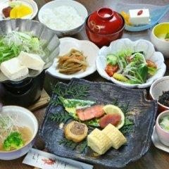 Отель Shiki no Sato Hanamura Япония, Минамиогуни - отзывы, цены и фото номеров - забронировать отель Shiki no Sato Hanamura онлайн питание