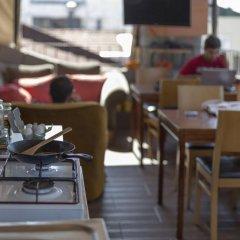 Hush Hostel Moda Стамбул гостиничный бар