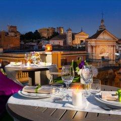 Отель Singer Palace Hotel Италия, Рим - отзывы, цены и фото номеров - забронировать отель Singer Palace Hotel онлайн питание