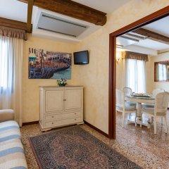 Отель Mercurio Venezia Италия, Венеция - отзывы, цены и фото номеров - забронировать отель Mercurio Venezia онлайн комната для гостей фото 3