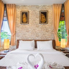 Отель Villas In Pattaya Green Residence Jomtien Beach Паттайя комната для гостей фото 4