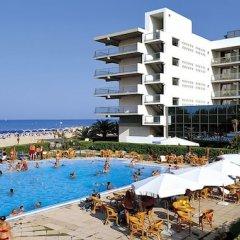 Отель Grand Hotel Berti Италия, Сильви - отзывы, цены и фото номеров - забронировать отель Grand Hotel Berti онлайн бассейн фото 3
