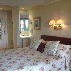 Отель Auberge La Goeliche Канада, Орлеан - отзывы, цены и фото номеров - забронировать отель Auberge La Goeliche онлайн комната для гостей фото 5
