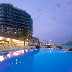 Gran Hotel Sol y Mar (только для взрослых 16+) Кальпе бассейн фото 2