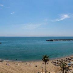 Hotel Villa de Laredo пляж фото 5