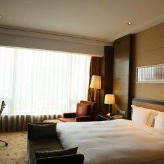 Отель Crowne Plaza Nanjing Jiangning комната для гостей
