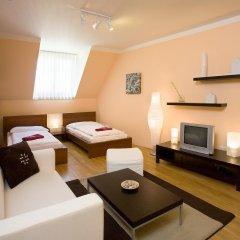 Апартаменты Premier Apartments Wenceslas Square Студия с различными типами кроватей фото 8