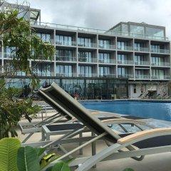 Отель Club Waskaduwa Beach Resort & Spa бассейн