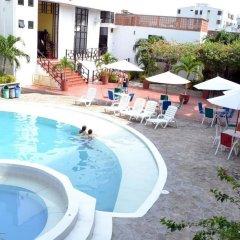 Hotel Sansiraka бассейн фото 3
