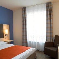 Mercure Hotel Berlin City West 4* Стандартный номер с различными типами кроватей фото 2