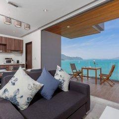 Отель X10 Seaview Suite Panwa Beach комната для гостей фото 4