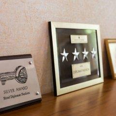 Отель Diplomat Hotel & SPA Албания, Тирана - отзывы, цены и фото номеров - забронировать отель Diplomat Hotel & SPA онлайн сейф в номере