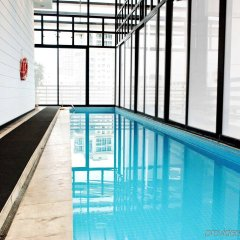 Отель Radisson Blu São Paulo бассейн