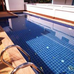 Отель Blue Wave Samui Bophut Самуи бассейн фото 2