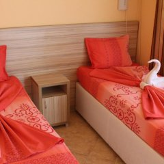 Отель Вива Бийч Поморие комната для гостей фото 4