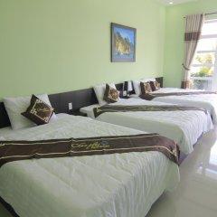 Отель Chau Plus Homestay комната для гостей