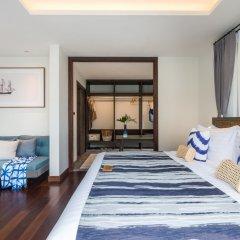 Отель The Pool Villas By Peace Resort Samui Таиланд, Самуи - отзывы, цены и фото номеров - забронировать отель The Pool Villas By Peace Resort Samui онлайн комната для гостей фото 3