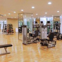 Отель Sofitel Shanghai Hyland Китай, Шанхай - отзывы, цены и фото номеров - забронировать отель Sofitel Shanghai Hyland онлайн фитнесс-зал фото 4