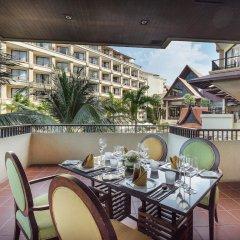 Отель Garden Cliff Resort and Spa балкон