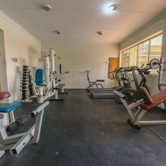 Отель Frsan Plaza фитнесс-зал фото 3