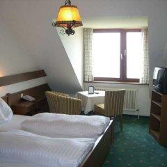 Отель Schöne Aussicht Австрия, Зальцбург - 1 отзыв об отеле, цены и фото номеров - забронировать отель Schöne Aussicht онлайн удобства в номере фото 2