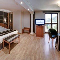 Отель Villa Pasiega Испания, Лианьо - отзывы, цены и фото номеров - забронировать отель Villa Pasiega онлайн комната для гостей фото 2