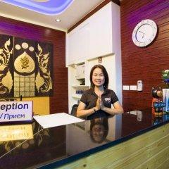 Отель Phunara Residence Патонг интерьер отеля