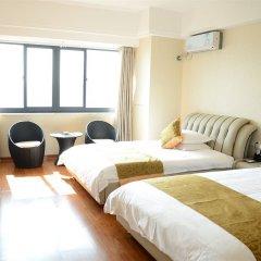 Отель Xiamen Sweetome Vacation Rentals (Wanda Plaza) Китай, Сямынь - отзывы, цены и фото номеров - забронировать отель Xiamen Sweetome Vacation Rentals (Wanda Plaza) онлайн комната для гостей фото 4