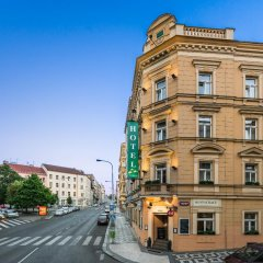 Three Crowns Hotel Prague фото 18